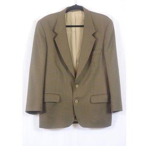 YSL Men's Wool Blazer